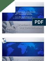 INVESTIGACION - BPL - Broadband Power Line - Ing. Luis R. Gamarra Urdininea