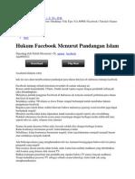 Hukum Facebook
