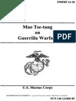 Mao Tse-Tung - On Guerrilla Warfare