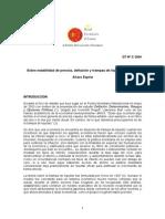 Sobre estabilidad de precios, deflación y trampas de liquidez en el G-3