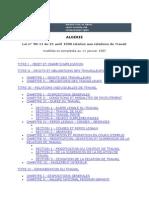 Algerie Loi 90-11