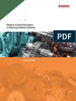 Electrical motors Encoders