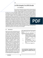 Interpretation of Pile Integrity Test (PIT) Results by H.S. Thilakasiri 2006