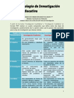 TAREA U 1 1 Características de La Investigación Cualitativa y Cualitativa MJP