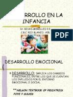 1.-Desarrollo en La Infancia