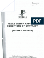 REDAS Conditions of Contract (2nd Edition)