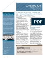 FTI Consulting - CS Newsletter_8 - Global Pipeline Construction
