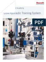 DS4 Hydraulic Training System - Rexroth