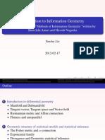 Yunshu_InformationGeometry