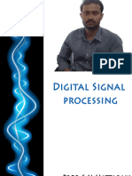 Digital Signal Processing Notes ( VTU Syllabus)