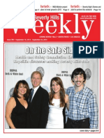 Beverly Hills Weekly interviews Health and Safety Commission Chair Stacia Kopeikin