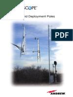 Rapid Deployment Poles 2014