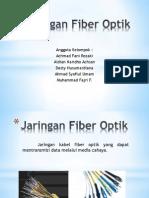 Jaringan Fiber Optik