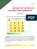 Huong Dan Tao Tro Choi Truc Xanh Trong PP