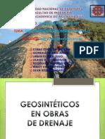 geosinteticos exponer