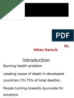Hypertension in  Ayurveda