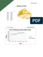 Banana Trend