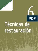 Tecnicas de Restauracion