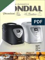 PF 52 Manual