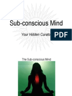 Sub Conscious Mind