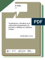 Siteal Dialogo Jose Rivero