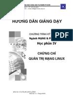 Quan Tri Mang Linux Trung Tam Tin Hoc Khtn
