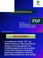 L'INSUFFISANCE MITRALE.ppt