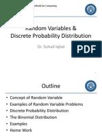 05 Discrete Probability Distribution