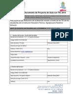 Ficha Proyecto de Aula y Derchos de Autor