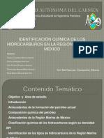Identificación Química de Los Hidrocarburos en La Región Marina de México [Autoguardado]