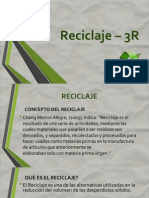 Reciclaje – 3R