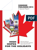 Canadian Publishing 2014
