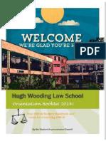 The Hugh Wooding Law School Orientation Manual 2014 PDF
