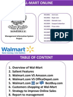 report wal mart case study