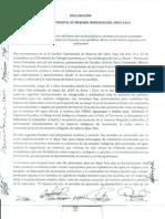 Declaración de Mujeres II Cumbre.pdf