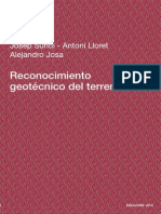 reconocimiento geotecnico