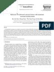 Behavior of reinforced concrete beams with minimum torsional reinforcement