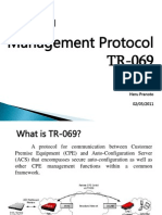 ManagmentProtocolTR-069