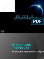 Wound and Dressings