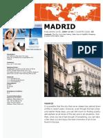 Madrid Tour Travel