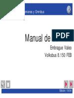 Manual Servicio Embrague 8-150FEB