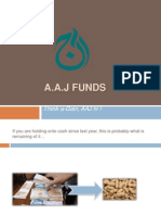 AAJ Funds - Presentation