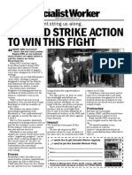FBU - we need strikes to win on pensions