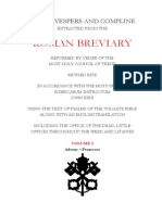 breviarioromanoVolume_1