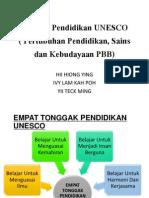 Tonggak Pendidikan UNESCO New