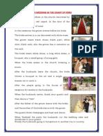 The Wedding in the Coast of Peru