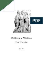 Belleza y Mistica Platon