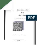 Produccion de Quesos, Consideraciones Particulares