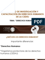 Generalidades Derechos Humanos