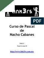 Curso de Pascal de Nacho Cabanes